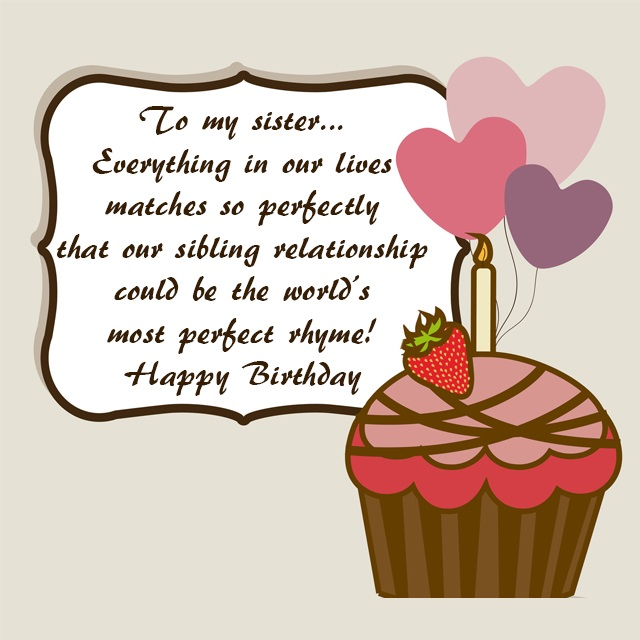 poem birthday wishes for sister ; Birthday-cup-cake-with-heart-balloons-wishes-for-sister