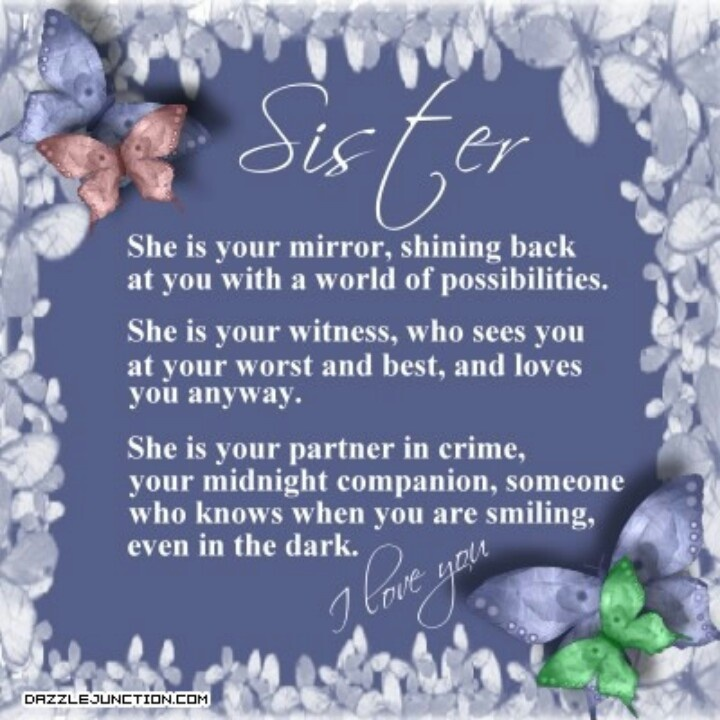 poem birthday wishes for sister ; b7bc32a8fbe7c758742afc1272c63ebd--funny-sister-quotes-sister-sayings