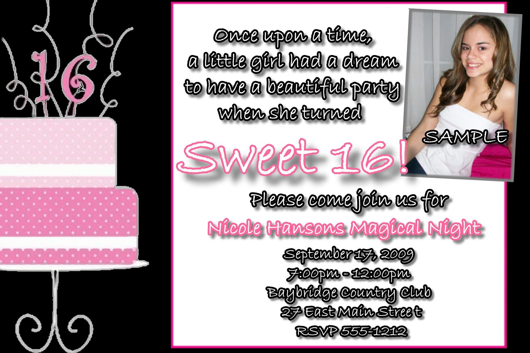 printable 16th birthday invitation templates ; 16th-birthday-invitations-templates-gallery-printable-sweet-16-invitation-templates-of-16th-birthday-invitations-templates