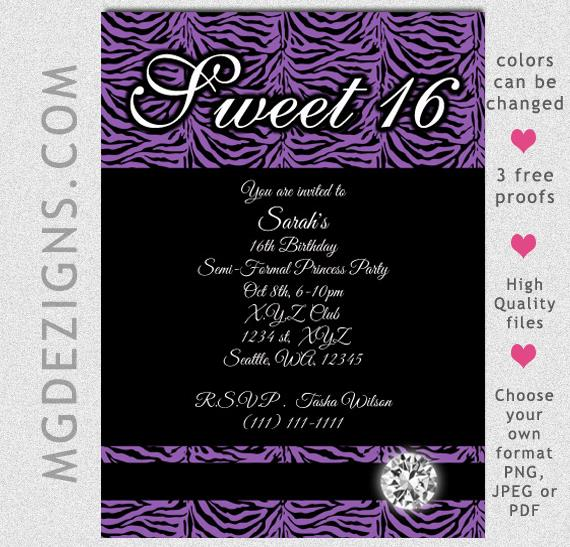 printable 16th birthday invitation templates ; sweet-16-printable-invitations-sweet-16-invitations-templates-printable-birthday-invitation