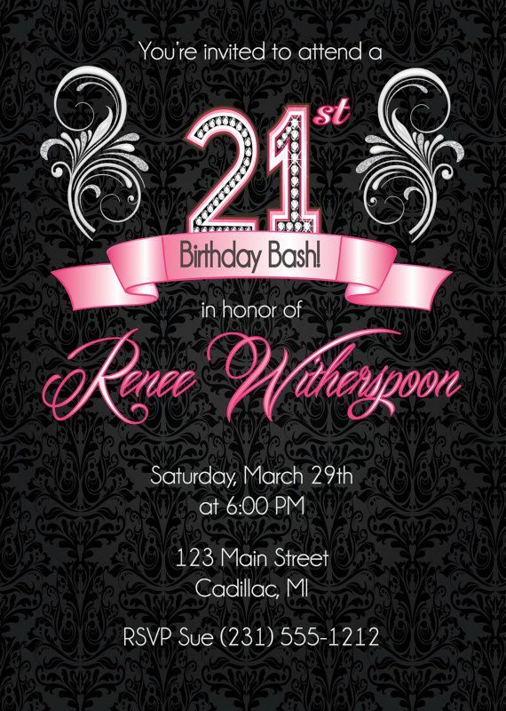 printable 21st birthday invitations template ; 21st-birthday-invitation-templates-92-best-adult-birthday-invitations-party-printables-and-more-download