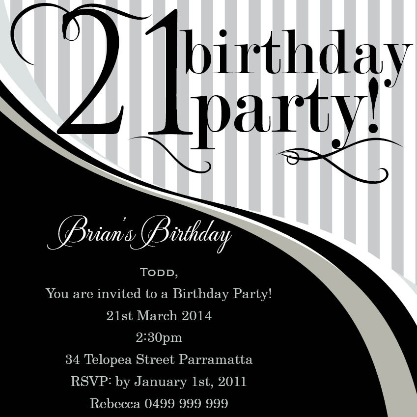 printable 21st birthday invitations template ; 21st-invite-templates-21st-invitation-templates-21st-birthday-party-invitations-from