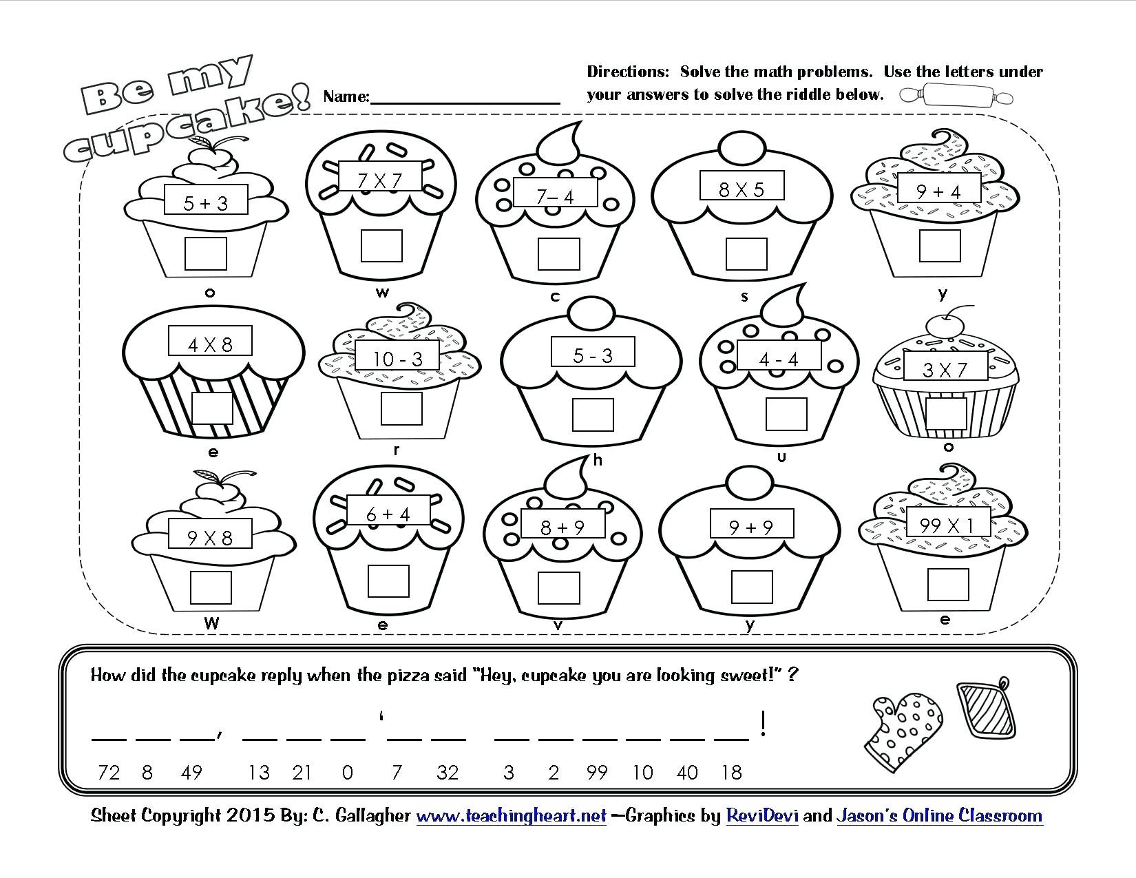 printable birthday activity sheets ; memorial-day-printable-activity-sheets-valentines-math-worksheet-birthday-cards-for-dad