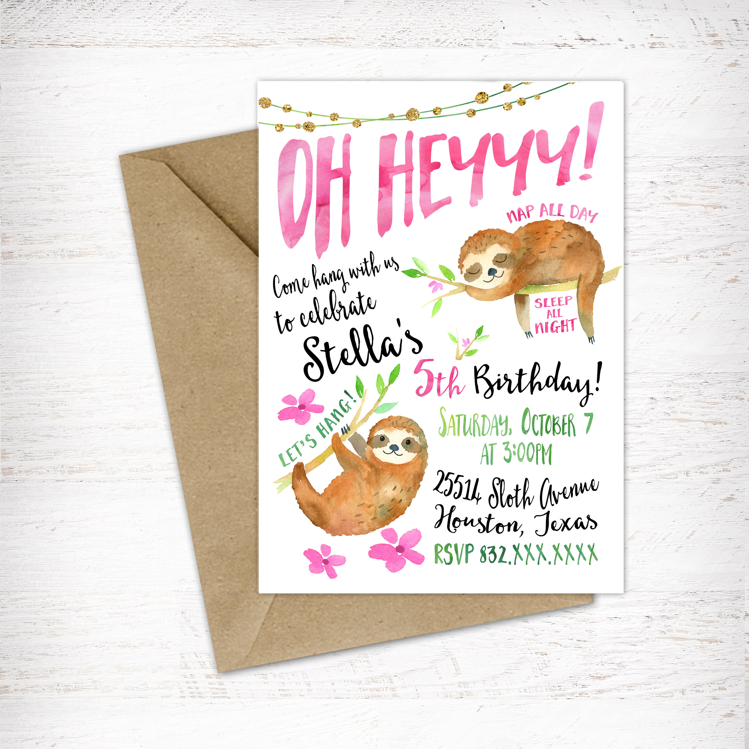 printable birthday invitations to color ; il_fullxfull
