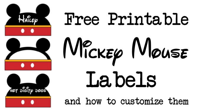 printable birthday labels ; Mickey-Mouse-Labels-short