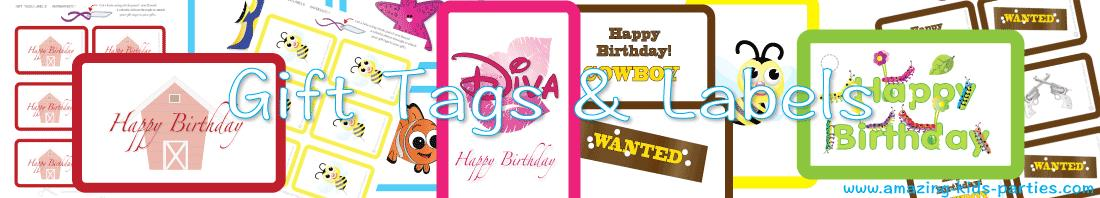 printable birthday labels ; printable-birthday-giftags-heading