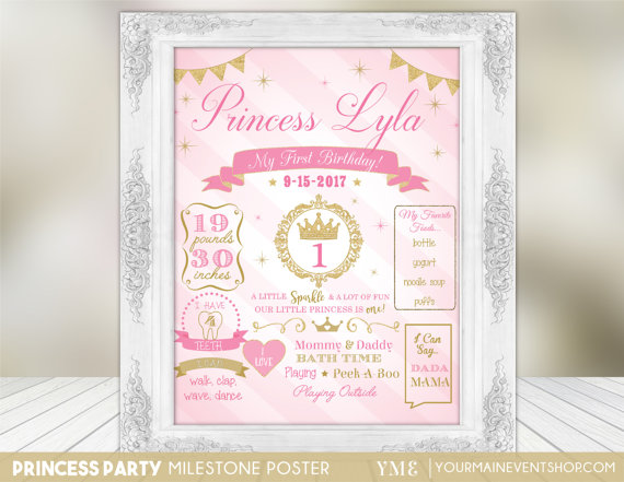 printable birthday poster ; il_570xN