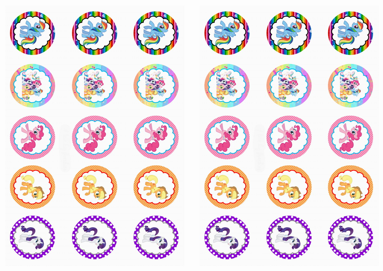 printable birthday stickers ; my_little_pony_birthday_printable11