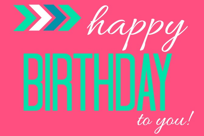 printable birthday tags ; Happy-Birthday-Gift-Tag-or-Printable-Pink-670x447