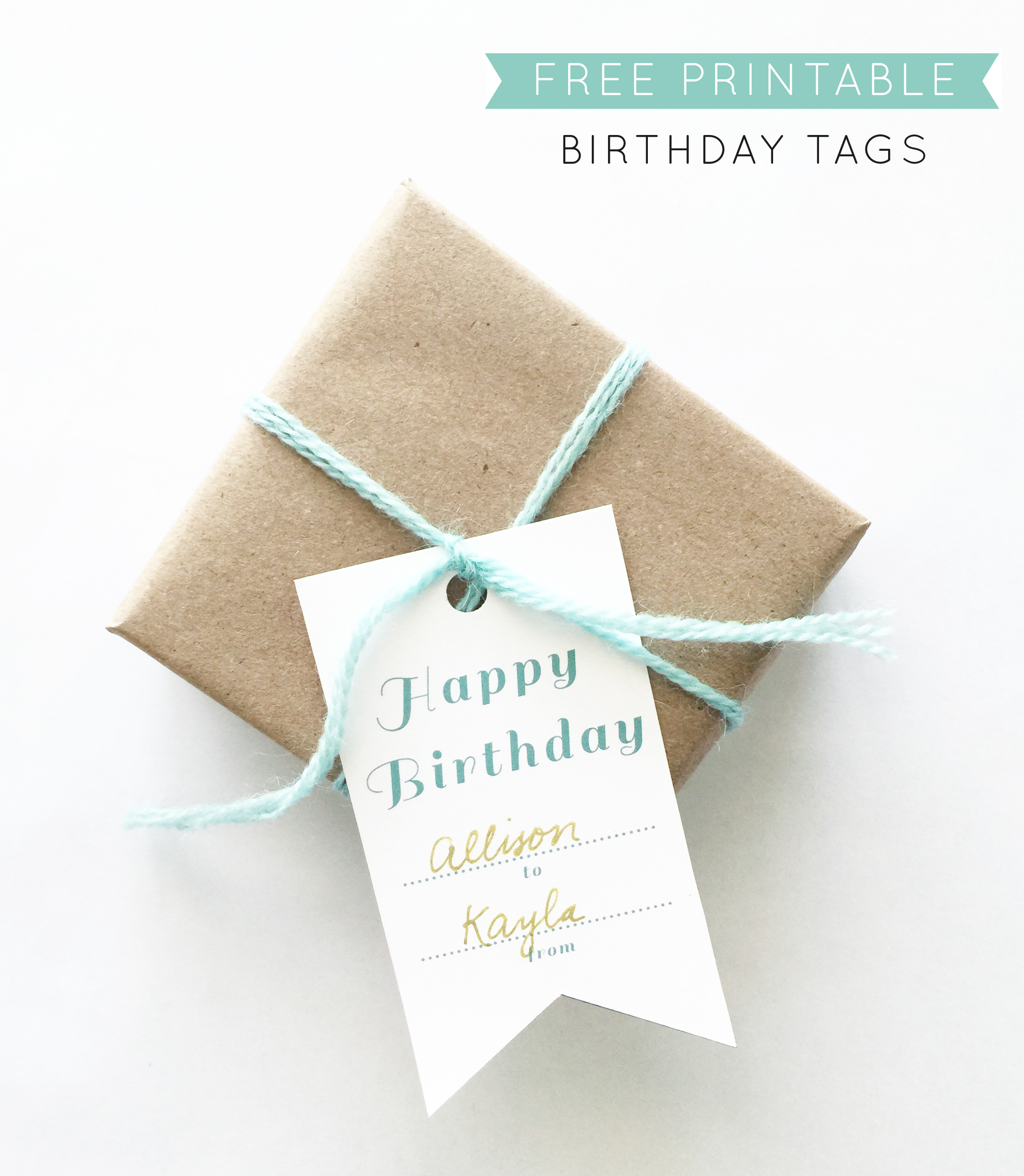 printable birthday tags ; birthdaytag1