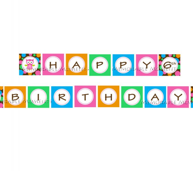 printable happy birthday signs to color ; free-printable-happy-birthday-signs-100-hapy-birthday-banner-party-city-printable-gold-and-to-download-678x600
