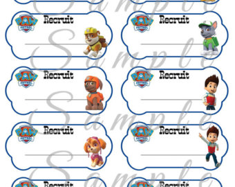printable name tags for birthday party ; il_340x270