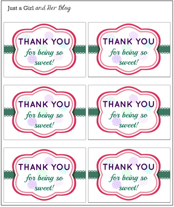 printable thank you birthday tags ; 0c2e7a480685748d58856add2f048796