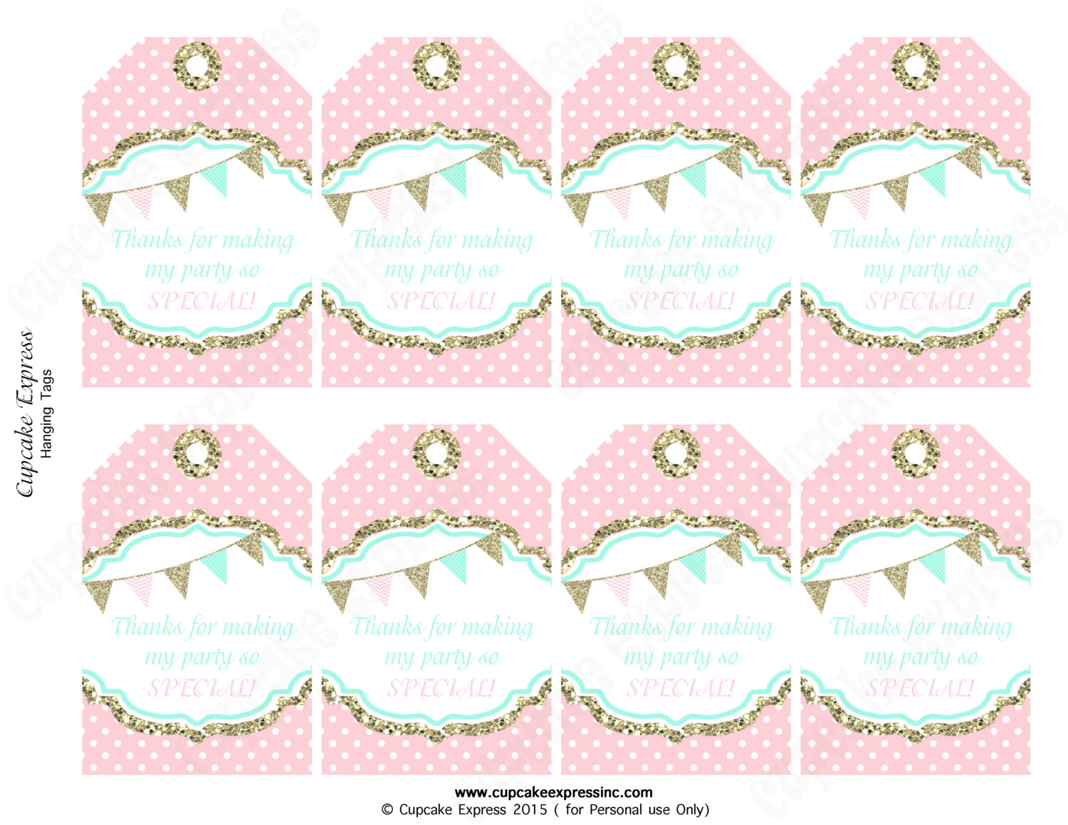 printable thank you birthday tags ; il_fullxfull