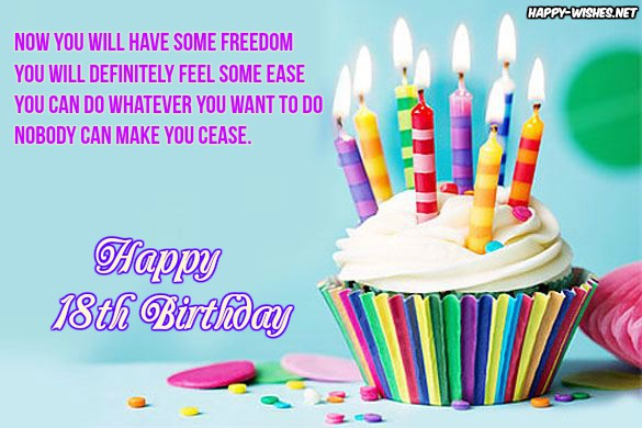 some birthday wishes messages ; 5Happy18thBirthday-compressed
