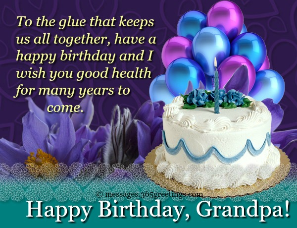 some birthday wishes messages ; birthday-card-messages-for-grandpa
