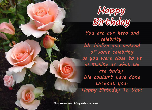 some birthday wishes messages ; birthday-wishes-for-teacher-14