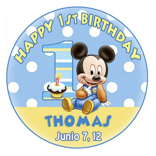 sticker birthday tags ; printable_-_mickey_mouse_first_birthday_round_sticker_-_candy_lollipop_b4f9c638
