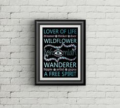 test18th birthday greeting card messages ; 70dce87ad60a4883d2585e80deeda692--gypsy-quotes-bohemian-wall-art
