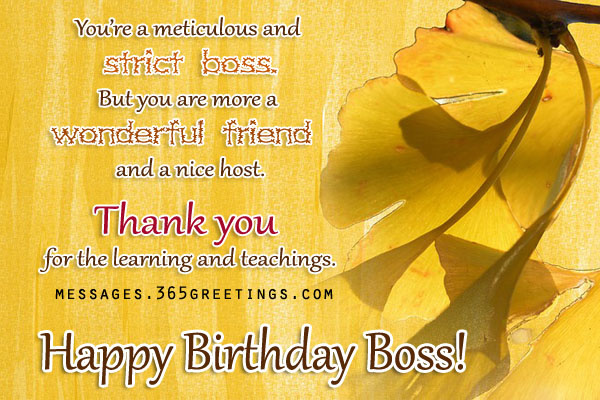 text birthday greetings message ; birthday-quotes-for-boss