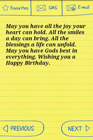 text birthday greetings message ; happy-birthday-text-greetings-for-android-free-download-on-complete-happy-birthday-wishes-text