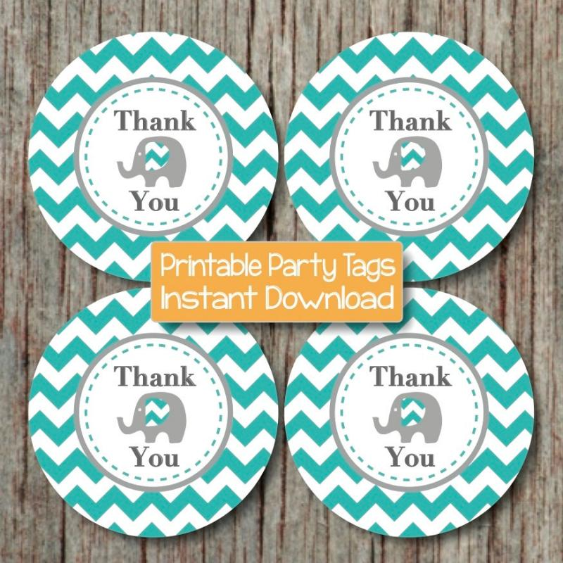 thank you birthday tags template ; 7552313-original