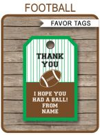 thank you birthday tags template ; ca4d4e4d3cb5822eeffd90bf0202f50e--football-party-favors-football-ticket
