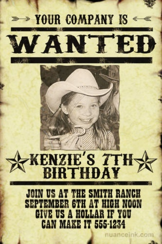wanted poster birthday invitations ; 1bfc8cfbcfa5506c5de75ca5eabe4d4f--rodeo-birthday-country-birthday