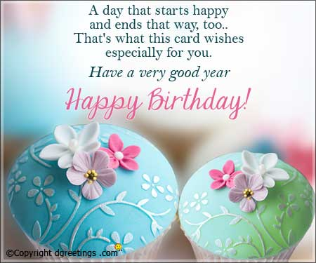 wish u happy birthday message ; birthday-card09