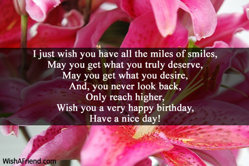 wish you a very happy birthday message ; 8852-inspirational-birthday-messages