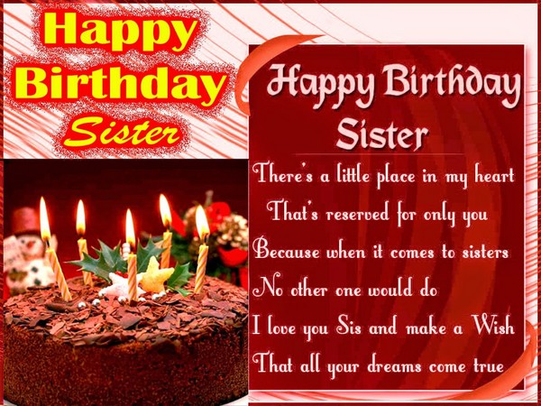 wish you a very happy birthday message ; happy-birthday-sisters