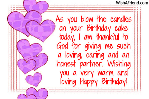 wish you happy birthday message ; 945-wife-birthday-wishes