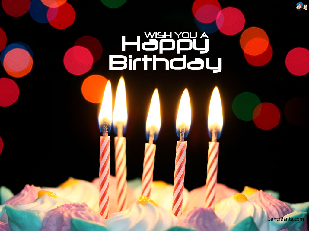 wish you happy birthday message ; Birthday-1