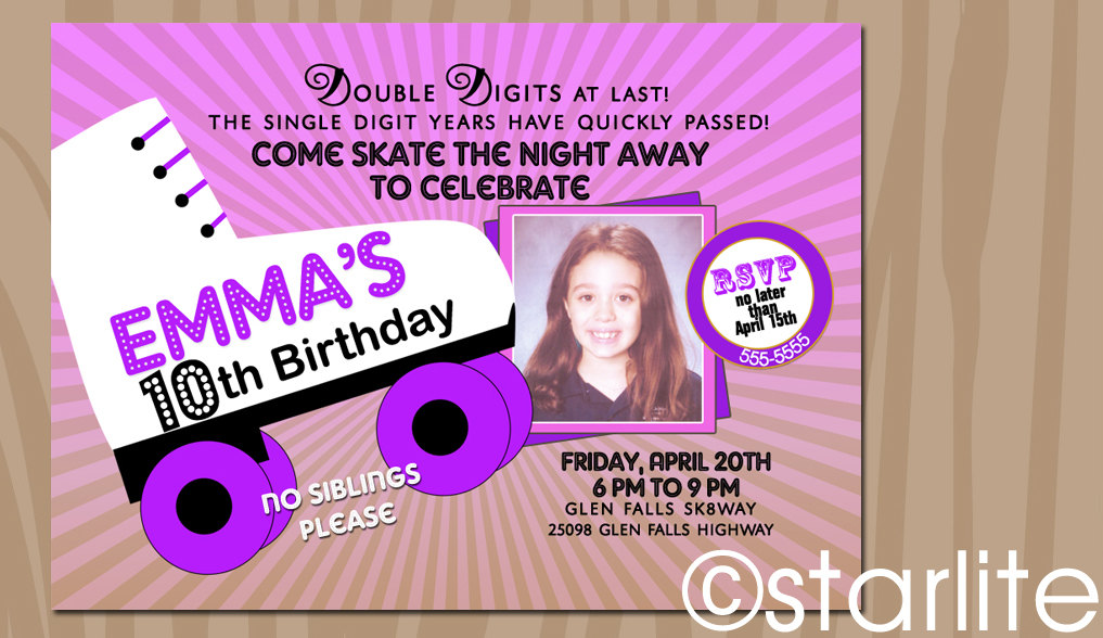 10th birthday invitation quotes ; 10th-birthday-party-invitation-wording-is-the-best-theme-to-forge-your-gorgeous-Party-invitations-2