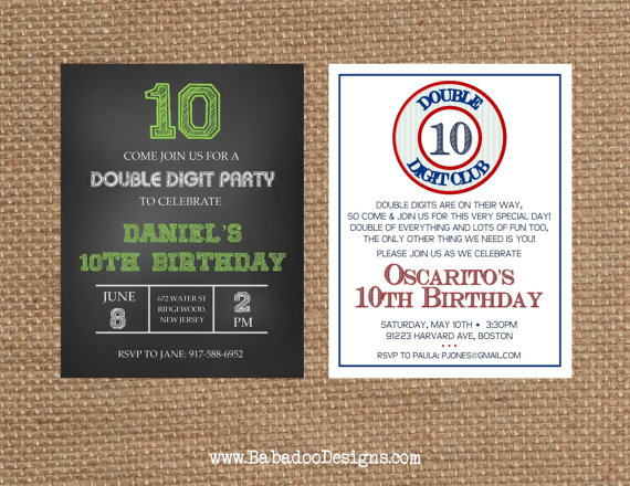 10th birthday invitation quotes ; 3e9b9944e16db86c9bb3ac022c52860c
