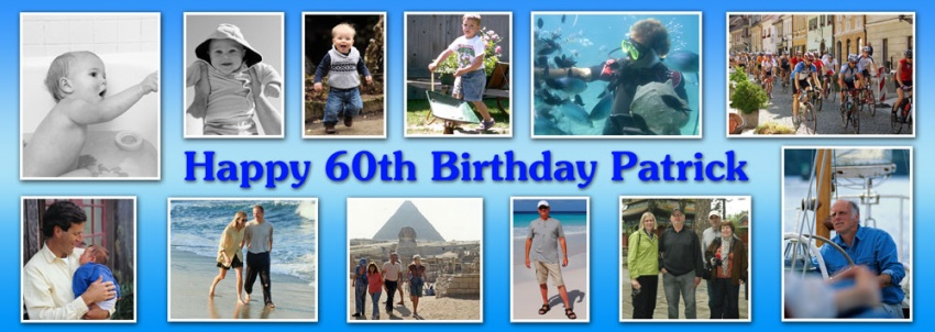 18th birthday banners personalized with photo ; TIYL20-12-photo-banner