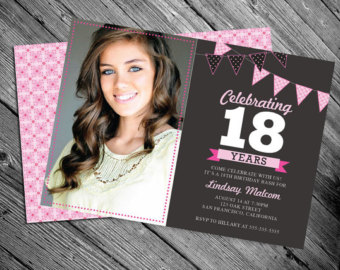 18th birthday invitation cards printable ; 18th-birthday-invitation-for-a-remarkable-Birthday-invitation-design-with-remarkable-layout-1