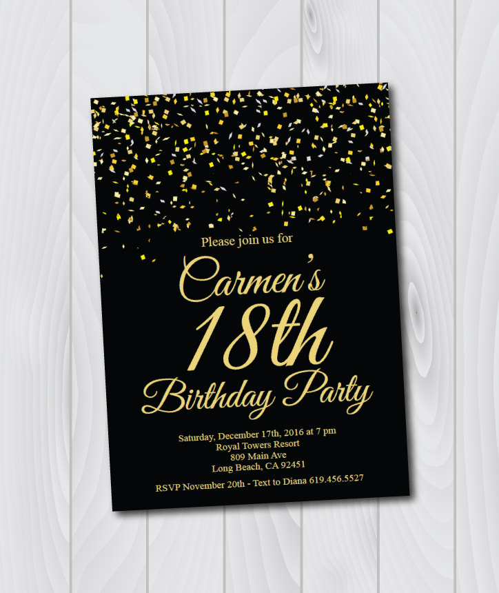 18th birthday invitation cards printable ; 6d416d7a812db6036af9d92b0e65c7a0
