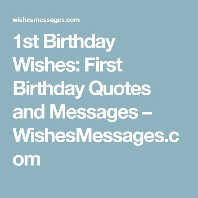 1st birthday greeting messages ; bf28ffdcb8478fa865ec05a67cd72053
