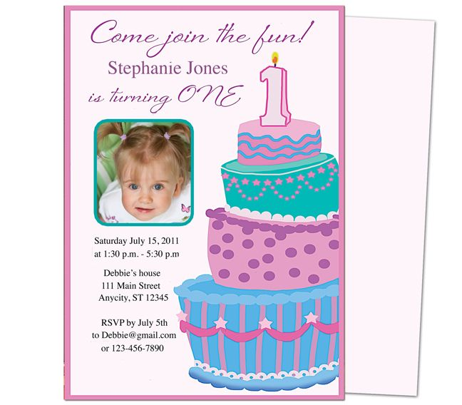 1st birthday invitation templates photoshop ; d10a5826d48e38871113c0f6fa0c13ca