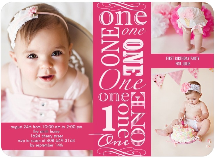 1st birthday invitations templates with photo ; 1st-birthday-invitation-templates-For-a-Birthday-Invitations-Of-Your-Invitation-4