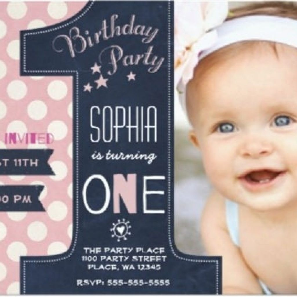 1st birthday invitations templates with photo free ; birthday-invitation-templates-vector-free-download-fresh-1st-birthday-invitation-templates-free-download-yourweek
