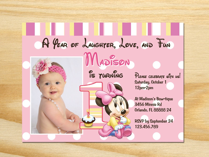 1st birthday invitations templates with photo free ; free-first-birthday-invitation-template-first-birthday-templates-invitations-free-themesflip-printable