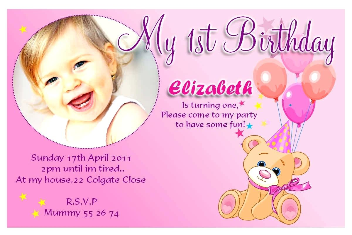 1st year birthday invitation card template ; first-birthday-invitation-card-template-is-one-of-the-best-idea-for-you-to-make-your-own-design-1-with-photo