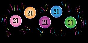 21st birthday clipart images ; 21st-birthday-balloons