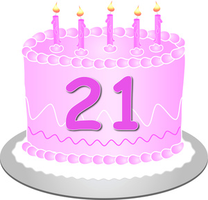21st birthday clipart images ; 21st__twenty_first_birthday_cake_0515-1101-0621-0031_SMU