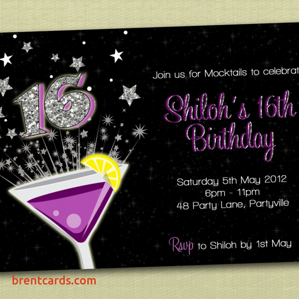 21st birthday invitation card design ; 18-birthday-invitation-card-fresh-personalised-bling-birthday-invitations-16th-18th-21st-you-of-18-birthday-invitation-card