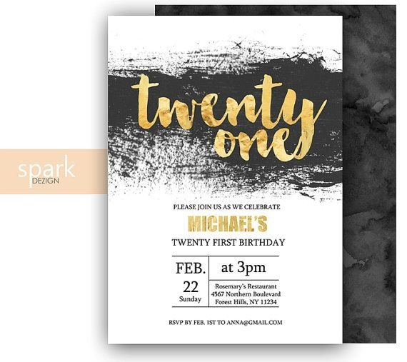 21st birthday invitation card design ; 21st-birthday-invitations-21st-birthday-invitations-completed-with-throughout-21-birthday-invitation-card-design