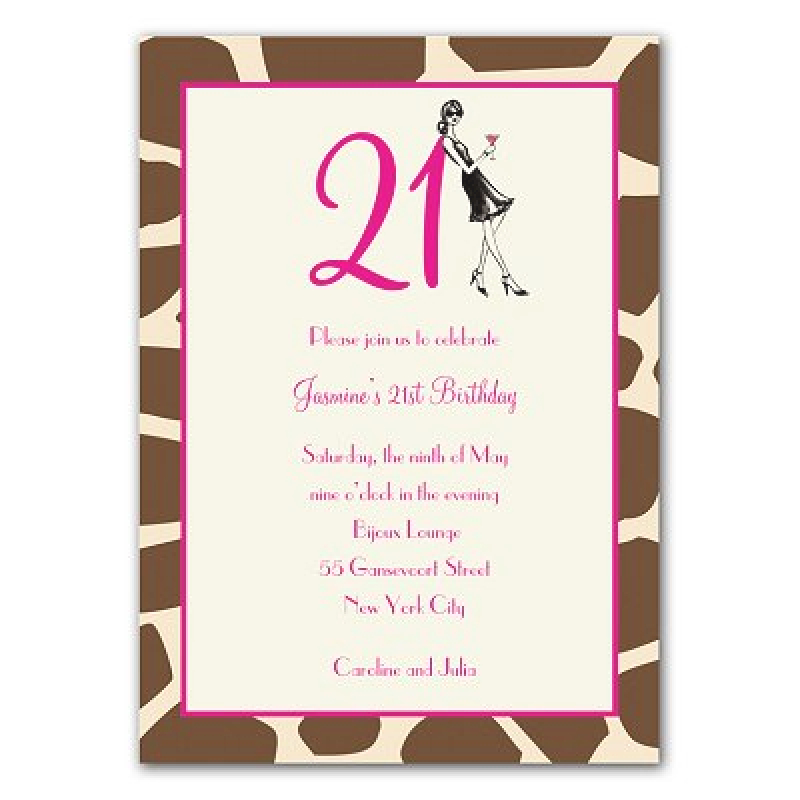21st birthday photo invitation templates ; 21st-birthday-invitation-templates-free-namcr-1