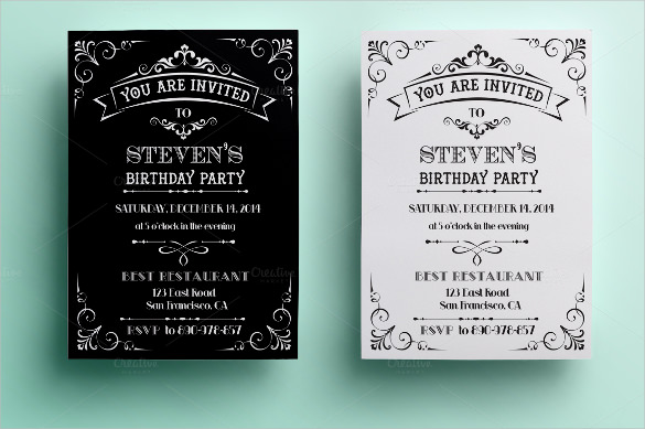 21st birthday photo invitation templates ; vintage-birthday-invitation-templates-free-birthday-invitation-templates-birthday-invitation-templates-free-free